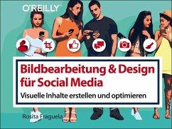 Bildbearbeitung & Design für Social Media - Fraguela, Rosita