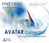 Avatar Connection, Audio-CD