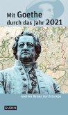 Mit Goethe durch das Jahr 2021