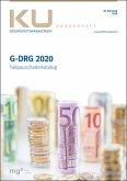 G-DRG Fallpauschalenkatalog 2020
