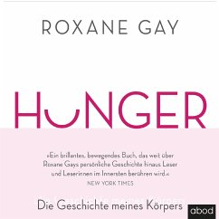 HUNGER (MP3-Download) - Gay, Roxane