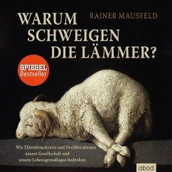 Warum schweigen die Lämmer? (MP3-Download) - Mausfeld, Rainer
