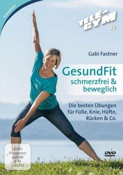 Tele-Gym 48 - GesundFit schmerzfrei & beweglich