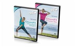 GesundFit mit Gabi Fastner, 2 DVD