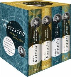 Friedrich Nietzsche - Werke in vier Bänden - Nietzsche, Friedrich