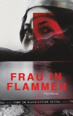 Frau in Flammen - Werner, Paul
