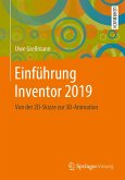 Einführung Inventor 2019 (eBook, PDF)