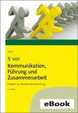 5 vor Kommunikation, Führung und Zusammenarbeit (eBook, ePUB)