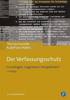 Der Verfassungsschutz (eBook, PDF) - Hüllen, Rudolf van; Grumke, Thomas