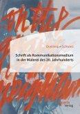 Schrift als Kommunikationsmedium in der Malerei des 20. Jahrhunderts (eBook, PDF)