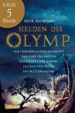 Helden des Olymp: Alle fünf Bände der Bestseller-Serie in einer E-Box! (eBook, ePUB)