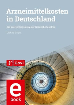 Arzneimittelkosten in Deutschland (eBook, PDF) - Binger, Michael