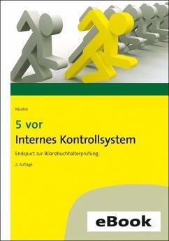 5 vor Internes Kontrollsystem (eBook, ePUB) - Nicolini, Hans J.