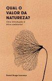 Qual o valor da natureza? (eBook, ePUB)