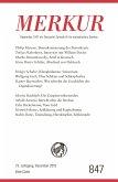 MERKUR Gegründet 1947 als Deutsche Zeitschrift für europäisches Denken - 2019-12 (eBook, ePUB)