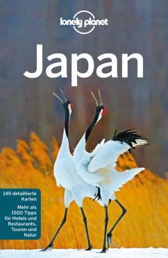 Lonely Planet Reisefuhrer Japan