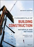 Fundamentals of Building Construction (eBook, PDF)