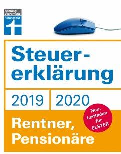 Steuererklärung 2019/2020 - Rentner, Pensionäre (eBook, PDF) - Rauhöft, Angela; Fröhlich, Hans W.