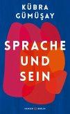 Sprache und Sein (eBook, ePUB)