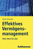 Effektives Vermögensmanagement (eBook, PDF)