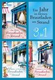 Ein Jahr im kleinen Brautladen am Strand (3in1) (eBook, ePUB)