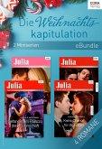 Die Weihnachtskapitulation (2 Miniserien) (eBook, ePUB)