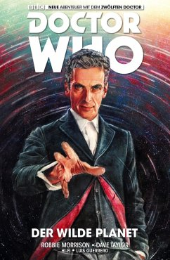 Doctor Who Staffel 12, Band 1 - Der wilde Planet (eBook, ePUB) - Morrison, Robbie