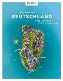 Eine Reise durch Deutschland in 100 ungewöhnlichen Bildern und Geschichten (eBook, ePUB)