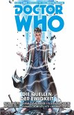 Doctor Who Staffel 10, Band 3 - Die Quellen der Ewigkeit (eBook, ePUB)