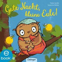 Gute Nacht, kleine Eule! (eBook, ePUB) - Weber, Susanne