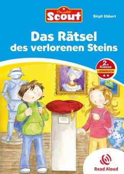 Das Rätsel des verlorenen Steins (eBook, ePUB) - Ebbert, Birgit