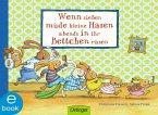 Wenn sieben müde kleine Hasen abends in ihr Bettchen rasen / Wenn sieben Hasen Bd.1 (eBook, ePUB)