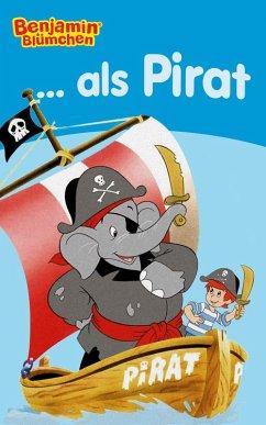 Benjamin Blümchen - als Pirat