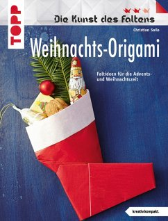 Weihnachts-Origami (eBook, ePUB) - Saile, Christian