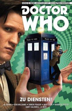 Doctor Who Staffel 11, Band 2 - Zu Diensten! (eBook, ePUB) - Ewing, Al; Williams, Rob