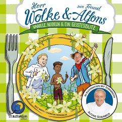 Herr Wolke und sein Freund Alfons: Vanille, Nudeln & ein Geistesblitz