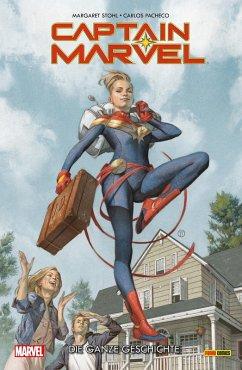 Captain Marvel - Die ganze Geschichte
