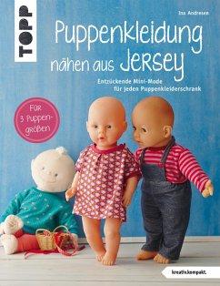Puppenkleidung nahen aus Jersey