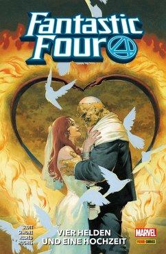 Fantastic Four 2 - Vier Helden und eine Hochzeit (eBook, ePUB) - Slott, Dan