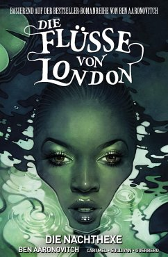 Die Flüsse von London, Band 2 - Die Nachthexe (eBook, ePUB) - Aaronovitch, Ben; Cartmel, Andrew