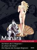 Milo Manara Werkausgabe - Die Reisen des G. Bergmann - zu schaun die Sterne, Die Odyssee des Guiseppe Bergmann (eBook, ePUB)