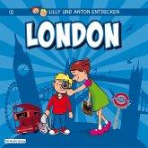 Lilly & Anton entdecken London (eBook, ePUB)