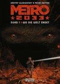 Metro 2033 (Comic). Bd. 1 (eBook, ePUB)