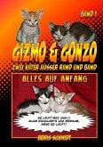 GIZMO & GONZO - Zwei Kater außer Rand und Band (eBook, ePUB)