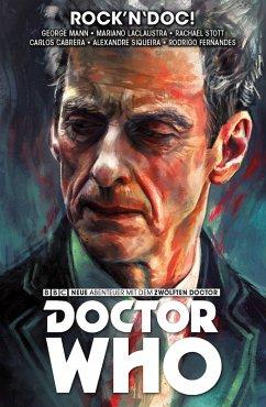 Doctor Who - Der Zwölfte Doctor, Band 5 - Rock'n'Doc (eBook, ePUB) - Mann, George