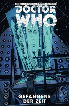 Doctor Who - Gefangene der Zeit, Band 2 (eBook, ePUB) - Tipton, Scott; Tipton, David