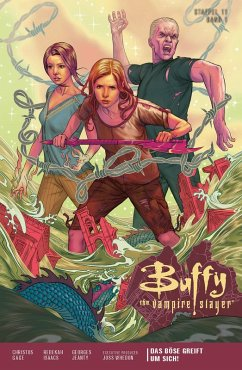 Buffy the Vampire Slayer, Staffel 11, Band 1
