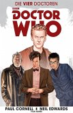 Doctor Who - Die vier Doctoren (eBook, ePUB)