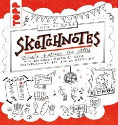 Sketchnotes (eBook, ePUB) - Roßa, Nadine