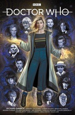 Doctor Who - Im Angesicht des dreizehnten Doctors (eBook, ePUB) - Houser, Jody; Peaty, James